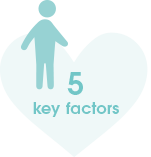 Use our five key factors that affect male fertility to decide what changes you could make to your own fertility fitness.
