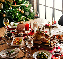 How to avoid overindulgence at Christmas!